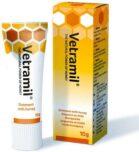 Vetramil - Vetramil honingzalf 10 gram