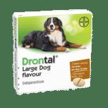 Drontal Dog - Drontal Large Dog flavour 1 tablet