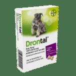 Drontal Dog - Drontal Dog tasty 1 tablet