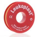 Leukoplast fixatiepleister