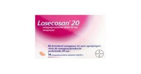 Losecosan Omeprazol 20mg 14TB