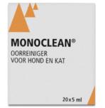 Monoclean Oorreiniger 20 x 5 ml