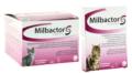 Milbactor kleine kat/kittens 4 tabletten