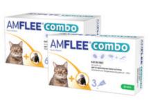 Amflee Combo Spot-on Kat