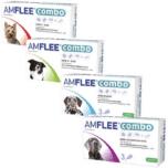 Amflee Combo Spot-on Hond