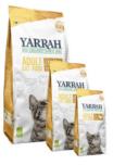Yarrah - Droogvoer Kat met Kip Bio