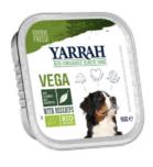 Yarrah - Natvoer Hond Kuipje Chunks Vega 12 x 150 gr