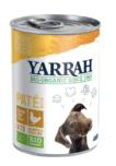 Yarrah - Paté Hond Blik met Kip Bio 12 x 400 gr