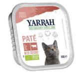 Yarrah - Paté Kat Kuipje met Rund Bio 16 x 100 gr