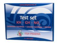 Fish Pharma Testset KH-GH-NO3