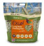Burgess Excel Feeding Hay Lange Stengel