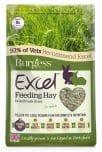 Burgess Excel Feeding Hay Gedroogd Gras