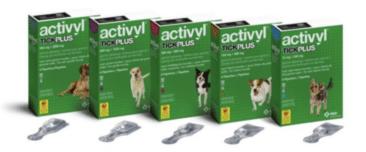 Activyl Tick Plus spot-on hond