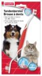 Beaphar Tandenborstel hond/kat
