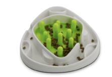 interactive food maze eetbak hond