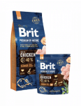 brit premium by nature senior hond voer