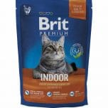Brit Premium Cat Indoor 1,5 kg